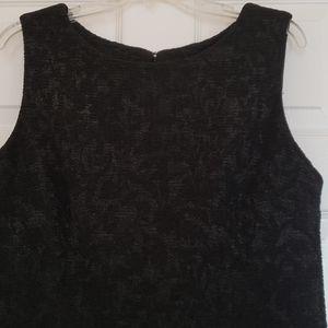 Gorgeous Coldwater Creek Black Dress